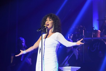 Belinda Davids in The Greatest Love of All a Tribute to Whitney Houston
