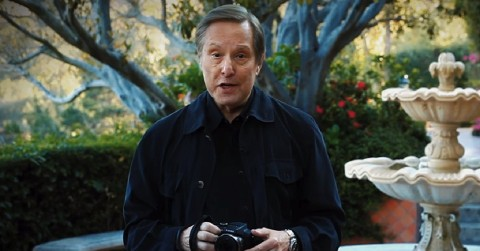 Director William Friedkin in his 2017 documentary The Devil and Father Amorth