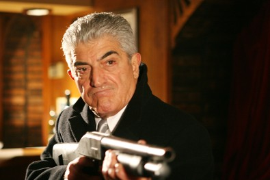 Frank Vincent in the movie 'Chicago Overcoat'