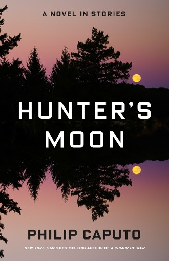 Philip Caputo novel Hunter's Moon