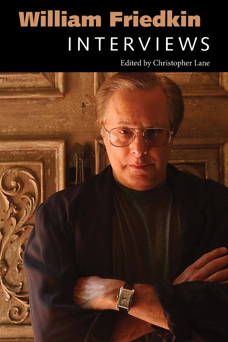 William Friedkin Interviews